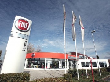 Komplexné služby - predaj nových áut Fiat a Fiat Professional, autobazár, autopožičovňa a autoservis v Trnave
