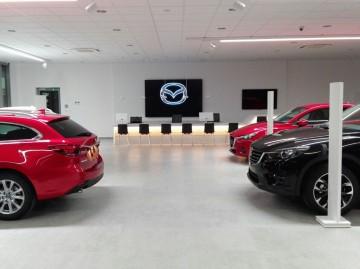 autorizovaný díler a servis Mazda v Trnave