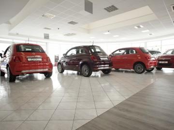 nový Fiat 500 na predaj v Tanex Trnava