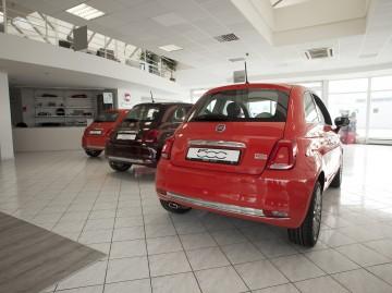 nová Fiat 500 na predaj v Tanex Trnava