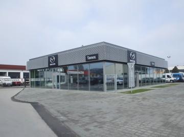 autorizovaný predaj a servis Mazda v Trnave Tanex