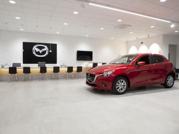 nová predajňa Mazda v Trnave