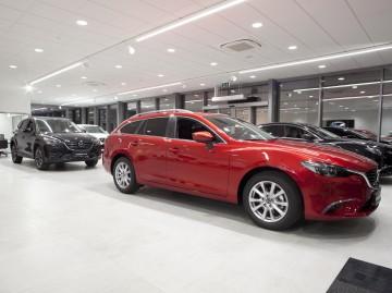 showroom Mazda Trnava