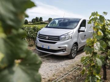 Nový Fiat Talento na predaj