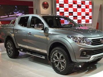 Nový Fiat Fullback 2016 PICK UP