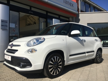 Akcia! Fiat 500L 1.4 95 k 120th Anniversary DEMO