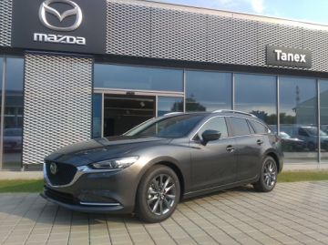 Mazda6 Attraction A/T 2.0 Skyactiv-G165